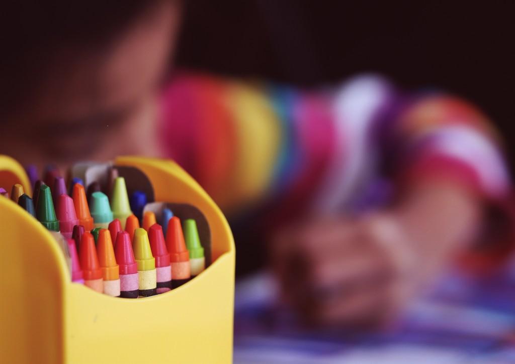 Season of Giving - Crayons