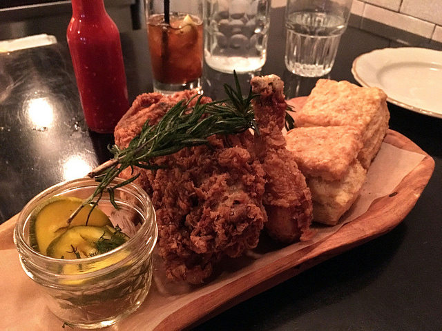 Sample Southern Fare at Buttermilk and Bourbon