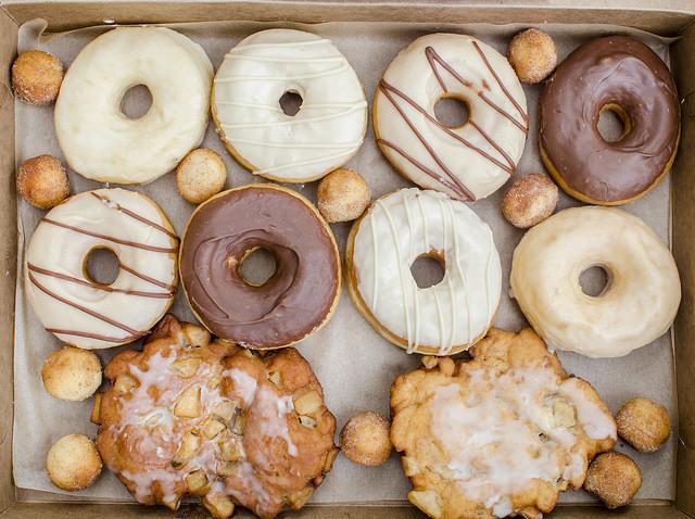 Try Unique Doughnut Flavors at Blackbird Doughnuts