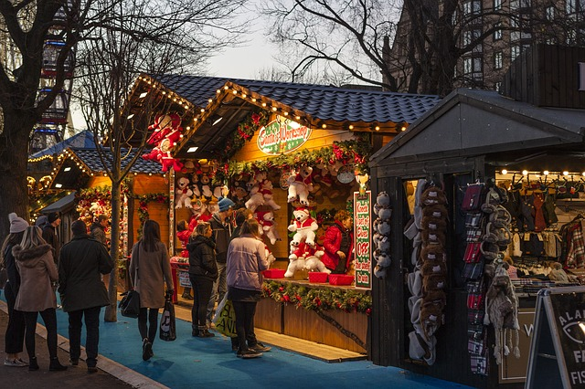 Shop at the Official Boston Winter Holiday Market This December