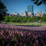 Fourth of July weekend in Boston